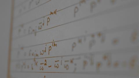 Gleichungen (Symbolbild)