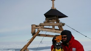 Vermessung Antarktis