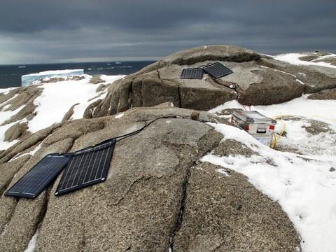 GPS Kinematik Antarktis