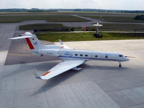 HALO Flugzeug