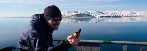 GPS Antarktis