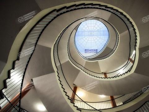 Treppe Hülse-Bau