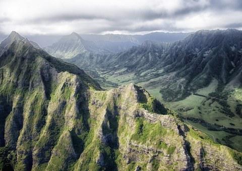 Landschaft - Berge
