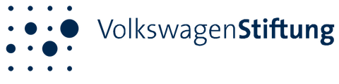 """logo that says """"VolkswagenStiftung"""""""