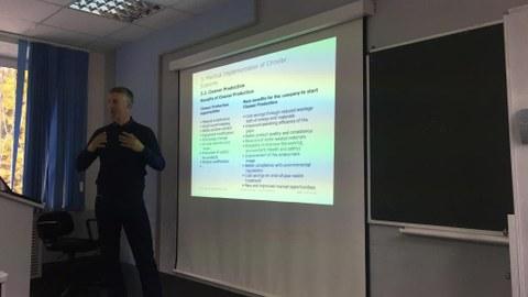 Dr. C. Wünsch in Perm