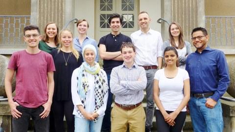 PhD-Gruppe Nachhaltigkeit