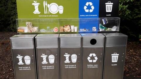 Waste Management abroad