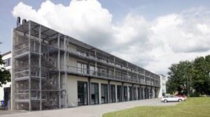 Institut - Südseite