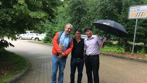 Exchange Students from Vietnam