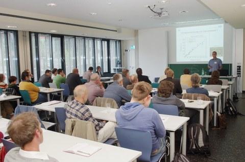 Vortragsraum SAPHIR Workshop