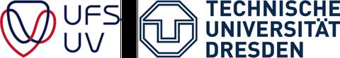 Logos UFS and TUD