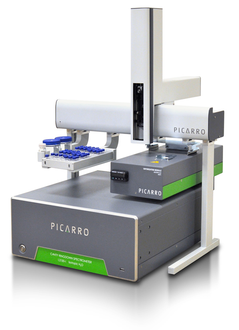 Picarro L2130-i Ultra High-Precision Isotopic Water Analyzer