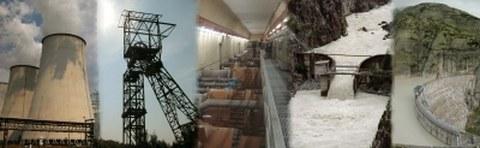 Collage aus Exkursionseindrücken