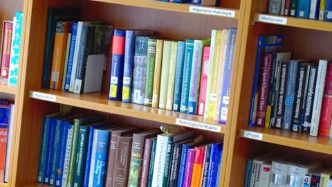Bibliothek der Professur