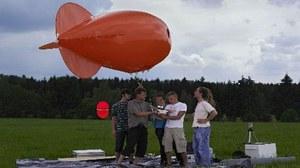 studentisches Praktikum, Fesselballonaufstieg