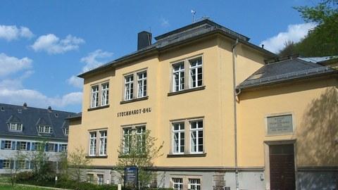 Lehrstuhlgebäude Stöckhardt-Bau