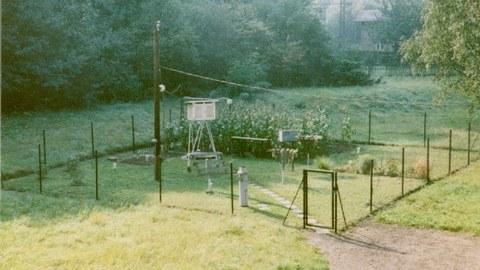 Agrarmeteorologische Station Tharandt