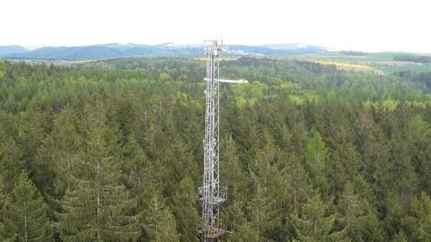 Messturm