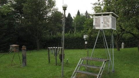 Klimastation Grillenburg