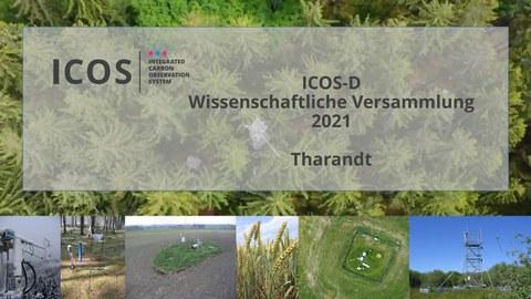 ICOS-D 2021 Tharandt