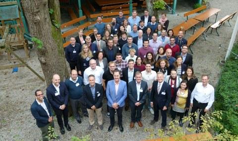 Participants of BRAGFOST