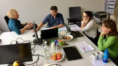 DIGIRES Project meeting in Dresden