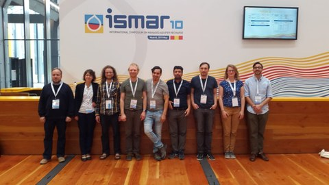 INOWAS Junior Research Group at ISMAR10