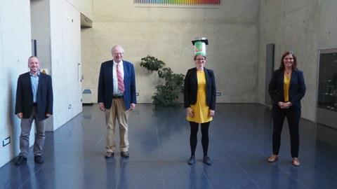 PhD defense Jana Sallwey