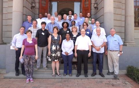 Workshop Bloemfontein Dec 2018