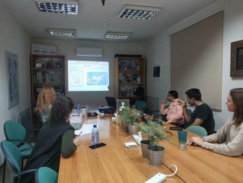 Presentation of SMART-Control in Nicosia
