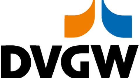 Logo of the DVGW – German Technical and Scientific Association for Gas and Water