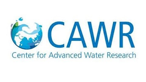 Logo des Center for Advanced Water Research
