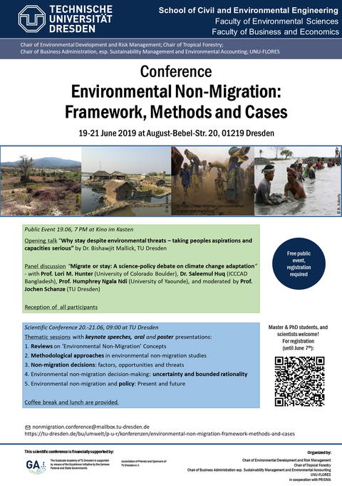 Flyer_Environmental Non-Migration Conference