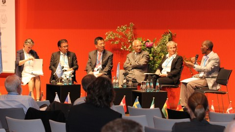 Panel Discussion on Multifunctional Land-Use Systems