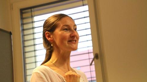 Diplom Sprecherzieherin Claudia Kutter-Dürr