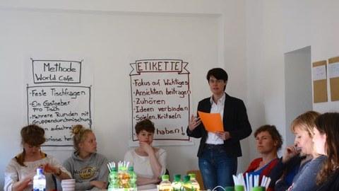 Vortrag Frau Prof. Dr.-Ing. Weitkamp