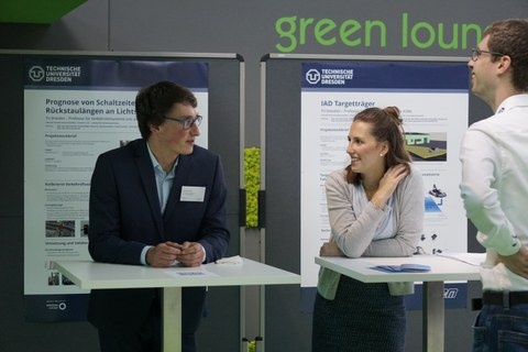 Georg_Luise_Posterstand