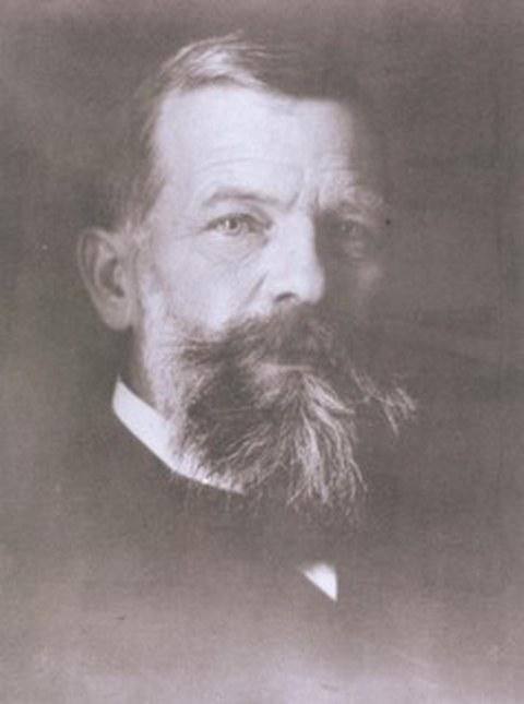 Foto von Prof. Hermann Scheit