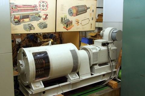 Bahnmotor