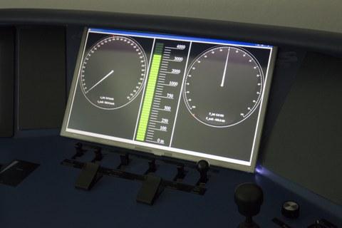 Fahrsimulator MFA