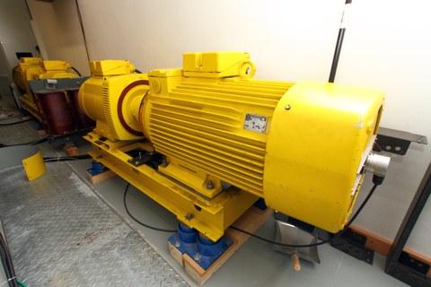 gleitender Umformer Maschinen