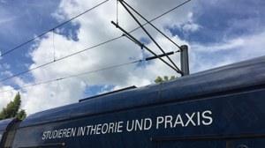 Messstraßenbahn Studium