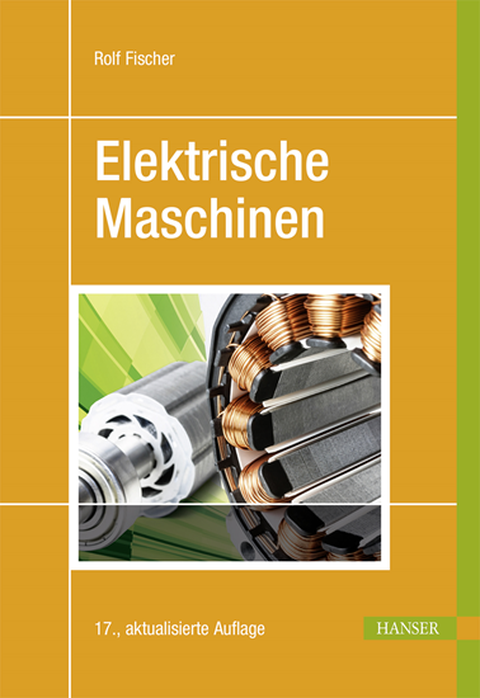 Cover Elektrische Maschinen