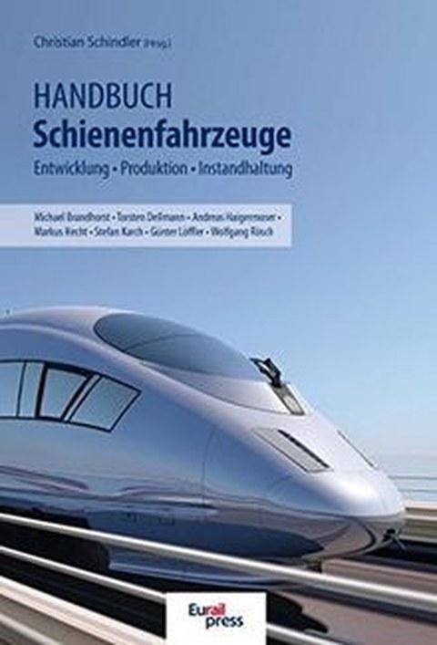 Cover Handbuch Schienenfahrzeuge