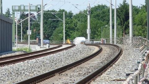 VDE 9: Neue Fernbahngleise im Raum Dresden