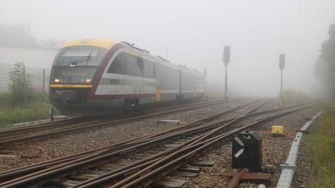 Altenberg Nebel