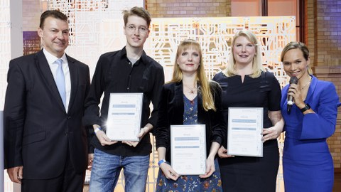 Queck-VDB-Preis