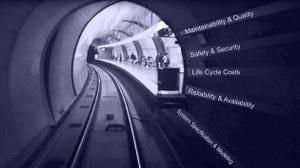 Tunnelbild Collage