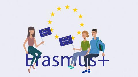 Ihre Bewerbung für ERASMUS