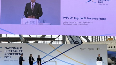 Luftfahrtkonferenz 2019